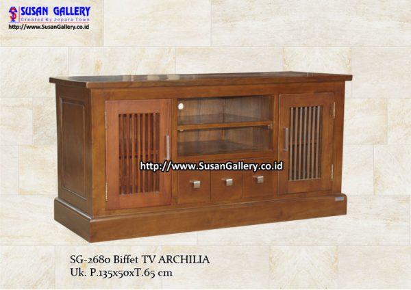 Buffet TV Jati Archilia