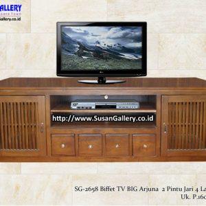 Buffet TV Jati Big Arjuna