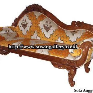 Sofa Bungkus Anggur Tampar