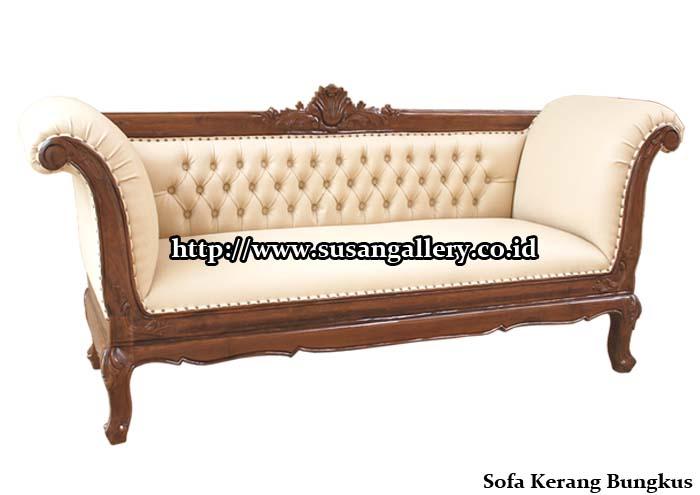 Sofa Bungkus Kerang